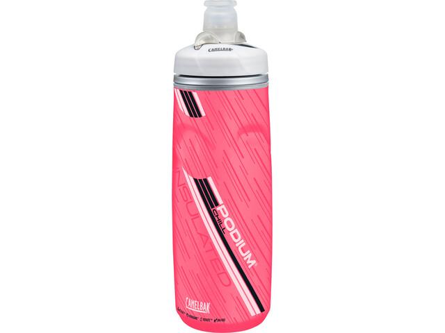 CamelBak Podium Chill Vattenflaska 620ml pink